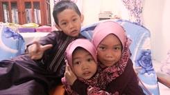 Kakak Nasihah, Abang Nuqman, Adik Ya